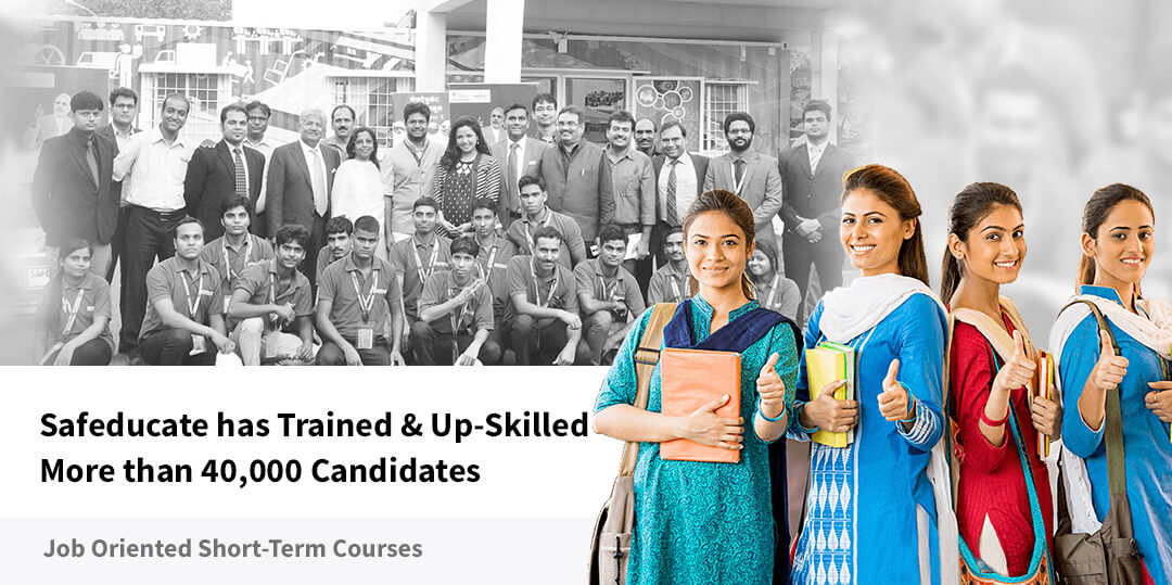 Job oriented short-term courses