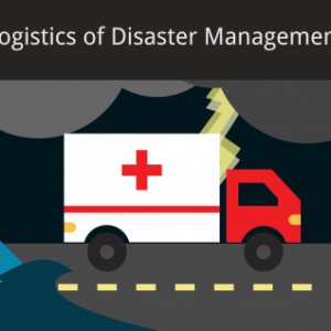 Role of Logistics in a disaster relief management