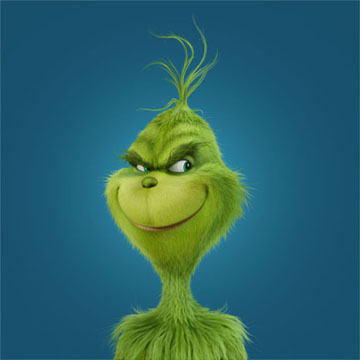 Don't be an office grinch!